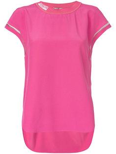блузка с логотипом  Fendi