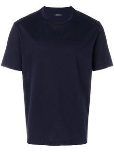футболка с круглым вырезом Z Zegna
