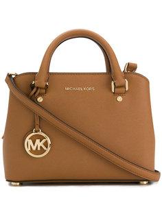 маленькая сумка-сэтчел Savanna  Michael Michael Kors