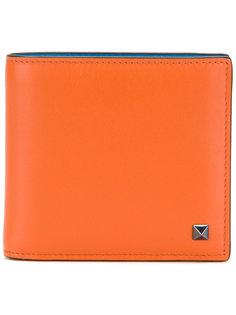 двухцветный кошелек  Valentino