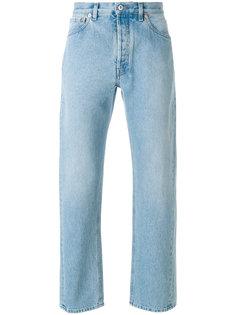 джинсы прямого кроя 50 Denim Valentino