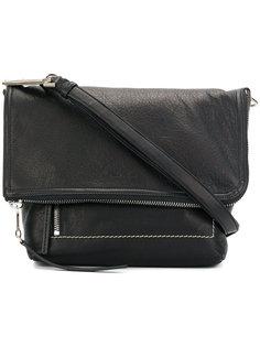 сумка-почтальонка с откидным верхом Rick Owens
