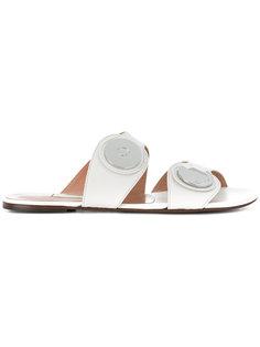 сандалии с бляшкой с логотипом LAutre Chose