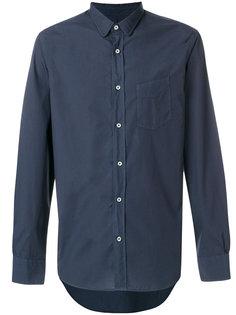 классическая рубашка с длинными рукавами Officine Generale
