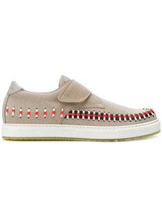 кроссовки с плетеной отделкой Marc Jacobs