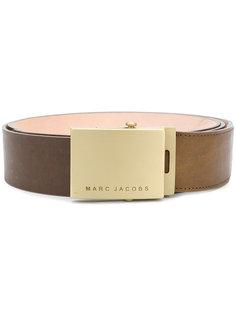 ремень с пряжкой с логотипом Marc Jacobs