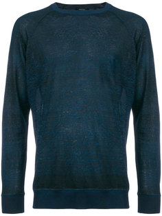 прозрачный свитер плотной вязки Avant Toi