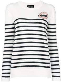 полосатый свитер  Markus Lupfer