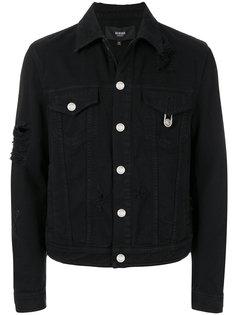 джинсовая куртка Versus