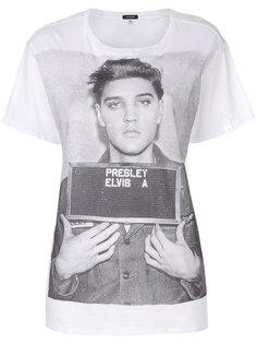 футболка-оверсайз Elvis R13