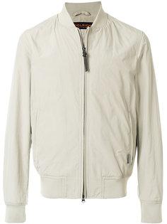приталенная куртка на молнии Woolrich