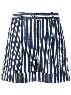 """шорты в полоску в стиле """"casual"""" P.A.R.O.S.H."""