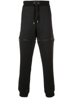 спортивные брюки с эластичным поясом Versace Jeans