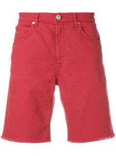 джинсовые шорты в стиле casual Versace Jeans