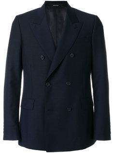 двубортный пиджак Alexander McQueen