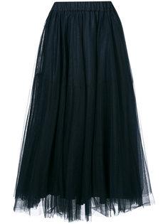 пышная юбка из тюля P.A.R.O.S.H.