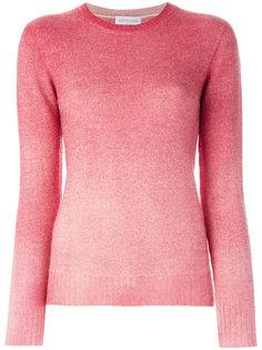 свитер с круглым вырезом с градиентным эффектом Agnona