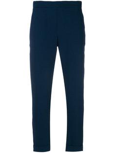 укороченные брюки с заворотами P.A.R.O.S.H.