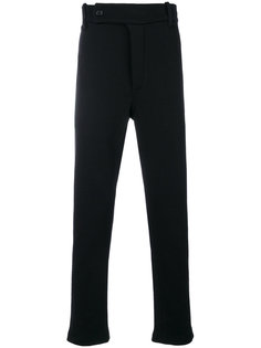 tailored trousers  Ann Demeulemeester Blanche