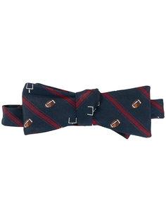 галстук-бабочка с вышивкой  Gant Rugger