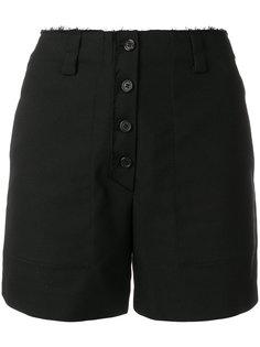 классические приталенные шорты Proenza Schouler