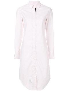 платье-рубашка на пуговицах Thom Browne