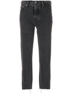 укороченные джинсы прямого кроя Levis Levis®