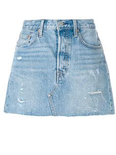 джинсовая юбка Levis Levis®