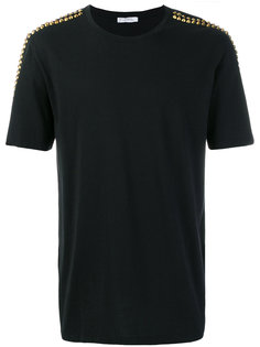 футболка с заклепками Versace Collection