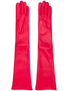long fitted gloves Manokhi