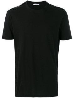 декорированная футболка  Versace Collection