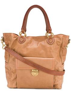 дорожная сумка с портфельной застежкой Marc Jacobs