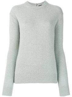 свитер с вырезом на спине Joseph