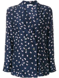 пиджак с принтом бабочек P.A.R.O.S.H.