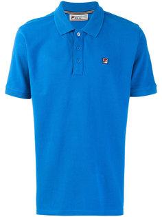 футболка-поло с вышивкой логотипа Fila