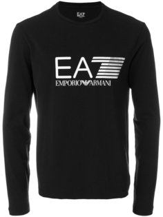 long sleeved sweatshirt Ea7 Emporio Armani