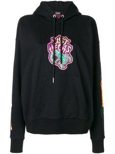 F-Alby-Fl hoodie Diesel