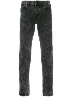 джинсы узкого кроя Diesel Black Gold