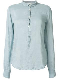 рубашка с планкой на пуговицах Forte Forte