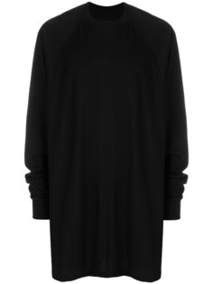 long draped sweatshirt Rick Owens