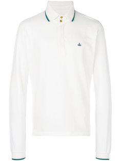 рубашка-поло с длинными рукавами Vivienne Westwood