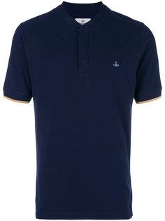футболка-поло без воротника  Vivienne Westwood