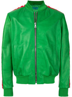 куртка с контрастными полосками Kappa