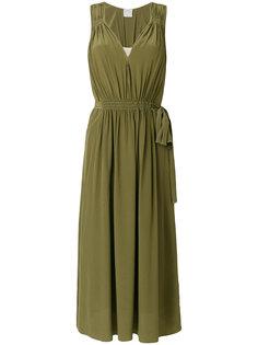 платье с эластичным поясом Forte Forte
