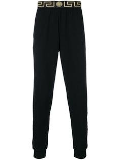 спортивные брюки Greca Versace