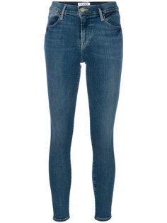классические джинсы скинни  Frame Denim