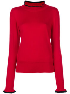свитер с оборками  Essentiel Antwerp