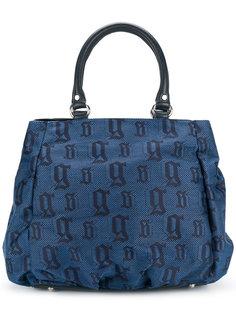 монограммная сумка-тоут John Galliano