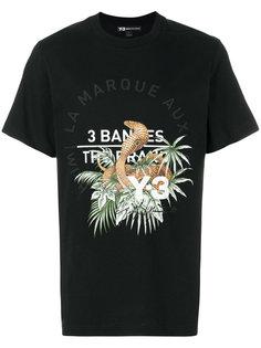 футболка с коброй Y-3