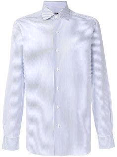 классическая полосатая рубашка Barba